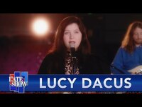 """Thumbnail for the Lucy Dacus - """"Hot & Heavy"""" link, provided by host site"""