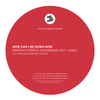 Thumbnail for the Martin Eyerer - How Can I Be Down Now link, provided by host site