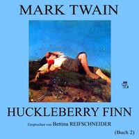 Thumbnail for the Mark Twain - Huckleberry Finn (Buch 2) link, provided by host site