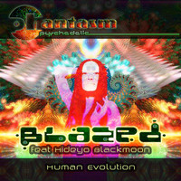 Thumbnail for the Blazed - Human Evolution link, provided by host site