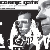 Thumbnail for the Cosmic Gate - I Feel Wonderful link, provided by host site