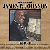 Thumbnail for the James P. Johnson - I Know that You Know link, provided by host site