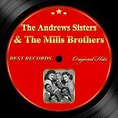 Thumbnail for the The Andrews Sisters - I Love You Too Much link, provided by host site