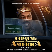"""Thumbnail for the Bobby Sessions - I'm a King (From the Amazon Original Motion Picture Soundtrack """"Coming 2 America"""") link, provided by host site"""