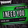 Thumbnail for the Weaver - I Need You link, provided by host site
