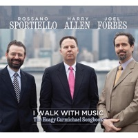 Thumbnail for the Harry Allen - I Walk With Music link, provided by host site