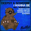 Thumbnail for the Deepsy - I Wanna Be (Remixes) link, provided by host site