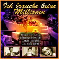 Thumbnail for the Zarah Leander - Ich steh' im Regen link, provided by host site