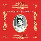 Thumbnail for the Marcella Sembrich - Il barbiere di Siviglia: Una voce poco fa (Recorded 1907) link, provided by host site