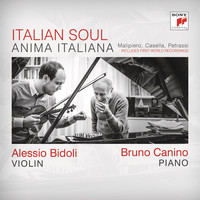 Thumbnail for the Gian Francesco Malipiero - Il canto della lontananza link, provided by host site