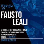 Thumbnail for the Fausto Leali - Il Meglio di Fausto Leali - Grandi Successi link, provided by host site