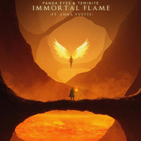 Thumbnail for the Panda Eyes - Immortal Flame link, provided by host site