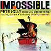 Thumbnail for the Pete Jolly - Impossible / 5 O'Clock Shadows link, provided by host site