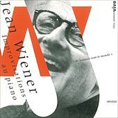 Thumbnail for the Jean Wiener - Improvisations au piano (1950-1964) link, provided by host site