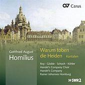 Thumbnail for the Knut Schoch - In der Zeit meiner Not, HoWV II.37: Recitative: Vielleicht verbirgt der Herr (Tenor, Bass) link, provided by host site