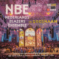 Thumbnail for the Nederlands Blazers Ensemble - In G*dsnaam link, provided by host site