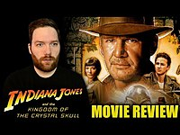 Thumbnail for the Chris Stuckmann - Indiana Jones and the Kingdom of the Crystal Skull - Movie Review link, provided by host site