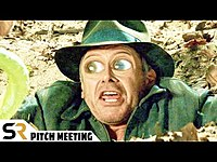 Thumbnail for the Screen Rant - Indiana Jones and the Kingdom of the Crystal Skull Pitch Meeting link, provided by host site