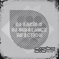 Thumbnail for the DJ Sakin - Infection (Remixes) link, provided by host site
