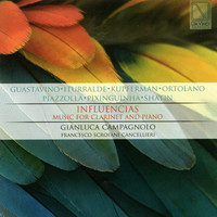 Thumbnail for the Gianluca Campagnolo - Influencias (Music for Clarinet and Piano) link, provided by host site