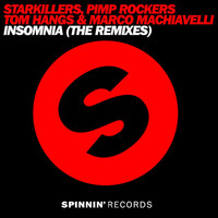 Thumbnail for the Starkillers - Insomnia - Matteo Di Marr Remix link, provided by host site
