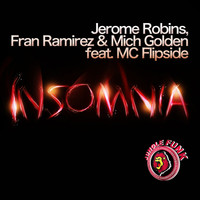 Thumbnail for the Jerome Robins - Insomnia - Original Mix link, provided by host site