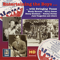 Thumbnail for the Woody Herman - Intro Talking by Woody Herman link, provided by host site