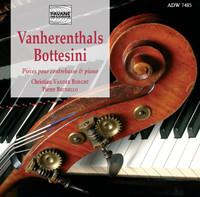 Thumbnail for the Giovanni Bottesini - Introduzione e gavotta: Sostenuto - Allegretto moderato link, provided by host site