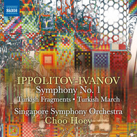 Thumbnail for the Mikhail Ippolitov-Ivanov - Ippolitov-Ivanov: Symphony No. 1, Op. 46, Turkish Fragments, Op. 62 & Turkish March, Op. 55 link, provided by host site
