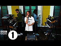 Thumbnail for the Tame Impala - Is It True - BBC Radio1 Annie Mac Session link, provided by host site