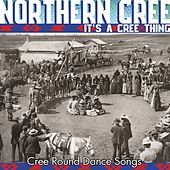 Thumbnail for the Northern Cree - It's A Cree Thing - Cree Round Dance Songs link, provided by host site