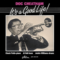 Thumbnail for the Doc Cheatham - It's a Good Life link, provided by host site