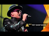 Thumbnail for the Pet Shop Boys - It's A Sin (Glastonbury 2010) link, provided by host site