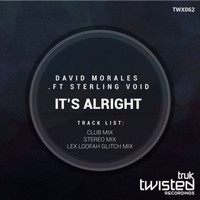 Thumbnail for the David Morales - It's Alright link, provided by host site