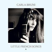 Image of Carla Bruni linking to their artist page due to link from them being at the top of the main table on this page