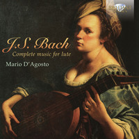 Thumbnail for the Johann Sebastian Bach - J.S. Bach: Complete Music for Lute link, provided by host site