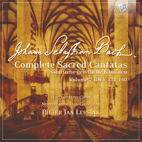 Thumbnail for the Johann Sebastian Bach - J.S. Bach: Complete Sacred Cantatas Vol. 07, BWV 121-140 link, provided by host site