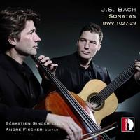 Thumbnail for the Johann Sebastian Bach - J.S Bach: Sonatas, BWV 1027-1029 link, provided by host site