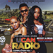 Thumbnail for the Ja'lisha - Ja'lisha Thanks DJ Jazz for Hosted Ucan Radio link, provided by host site