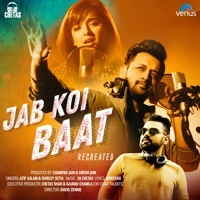 Thumbnail for the Atif Aslam - Jab Koi Baat - Recreated link, provided by host site