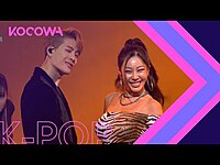Thumbnail for the Jessi - NUNU NANA 2020 KBS Song Festival link, provided by host site