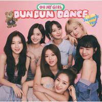 Thumbnail for the Oh My Girl - JAPAN 2nd Single 「Dun Dun Dance Japanese ver.」 link, provided by host site