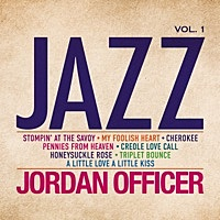 Thumbnail for the Jordan Officer - Jazz, Vol. 1 link, provided by host site