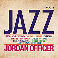 Thumbnail for the Jordan Officer - Jazz Vol. 1 link, provided by host site