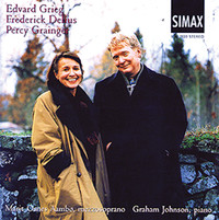 Thumbnail for the Frederick Delius - Jeg Havde En Nyskåren Seljefløyte link, provided by host site