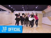 """Thumbnail for the Twice - (트와이스) """"JELLY JELLY"""" Dance Practice Video link, provided by host site"""