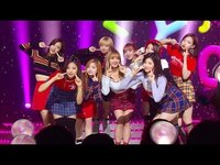 Thumbnail for the Twice - (트와이스) - JELLY JELLY @인기가요 Inkigayo 20161127 link, provided by host site