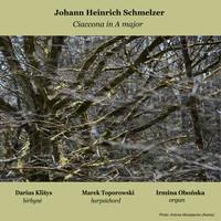 Thumbnail for the Johann Heinrich Schmelzer - Johann Heinrich Schmelzer – Ciaccona link, provided by host site