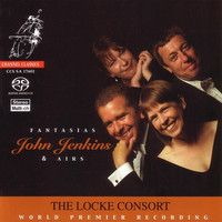Thumbnail for the The Locke Consort - John Jenkins: Fantasias & Airs link, provided by host site