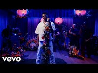 Thumbnail for the Lil Nas X - Jolene (Dolly Parton Cover) in the Live Lounge link, provided by host site
